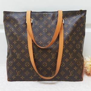 😍 Beautiful Louis Vuitton Tote Bag Cabas Mezzo